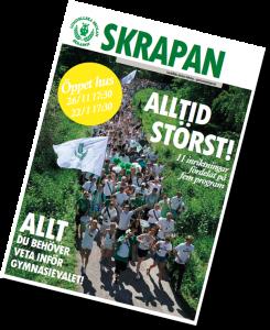 Lundellska skolans tidning - gymnasievalspecial